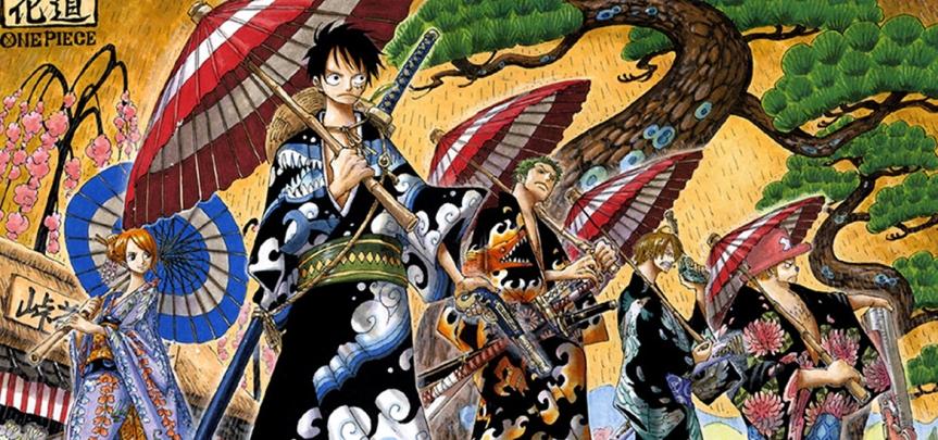 One Piece ep. 912 : Le plus puissant des hommes. Le chef des brigands, Shutenmaru !/Review