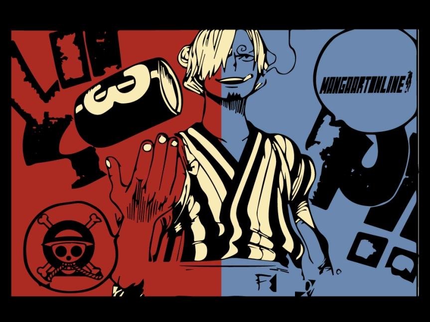 One Piece 924 : Tumulte à la capitale. Un nouveau tueur menace Sanji !/ReviewFr.
