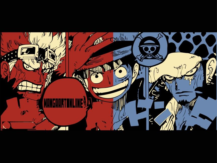 One Piece Chap. 974 : « Onigashima, nous voilà » / ReviewFr.