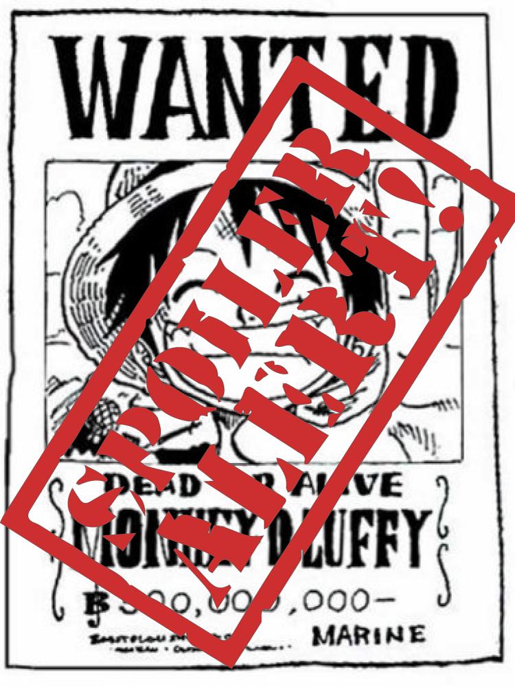 *SPOILER ENG* One Piece chap.979