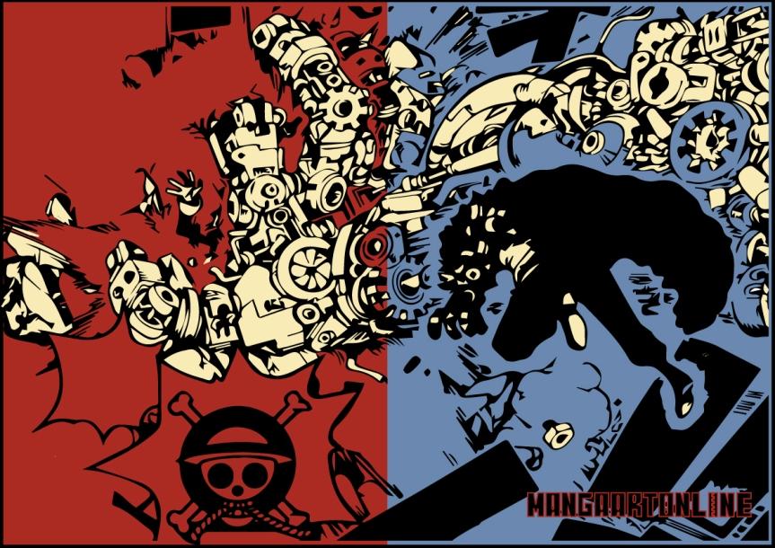 One Piece chap 980 : Une musique qui frappe fort! ReviewFr.